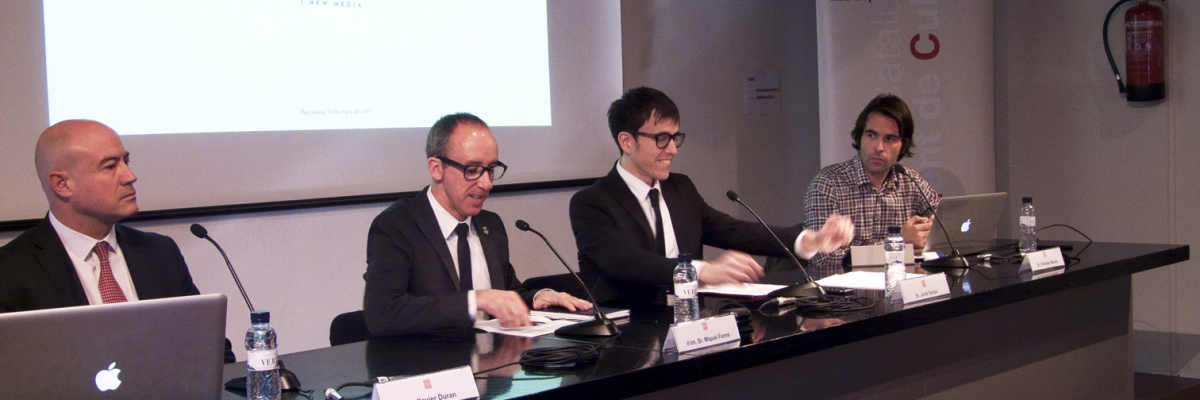 El nou festival Sitges Next recull les últimes tendències en comunicació